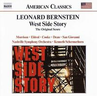 Leonard Bernstein: West Side Story (The Original Score)     *** BRAND NEW CD ***