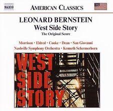 Leonard Bernstein: West Side Story (The Original Score) by Kenneth...