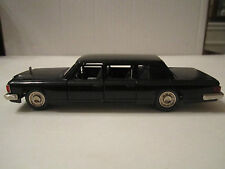 "VTG RUSSIAN CCCP - ZIL-115 1:43 DIECAST USSR BLACK CAR IN BOX 5"" - MINT - TUB RS"