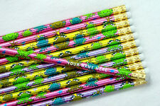 "24 ""Frog Happy"" Personalized Pencils"