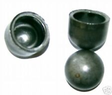 Butt Weld End Caps for Tubing - Chopper Frame Builders - Various Sizes - Specify
