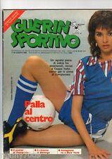 GUERIN SPORTIVO=N.32/33 1982=IL RITORNO DI BETTEGA=POSTER PASSARELLA