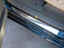 2011-2012 TOYOTA SIENNA 2PC STAINLESS STEEL DOOR SILL PLATE TRIM