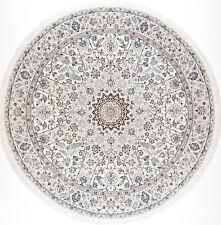 Nain Teppich Orientteppich Rug Carpet Tapis Tapijt Tappeto Alfombra Art Rar Rund