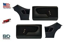 Custom Made Molded Sport VXR Door & Quarter Panels For 1968 Chevrolet Chevelle's