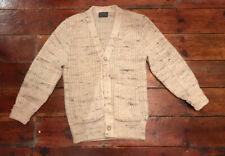 Vintage Pendleton Woolen Mills Cream Cardigan Size Small