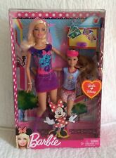 BRAND NEW BARBIE LOVES DISNEY DOLL SET