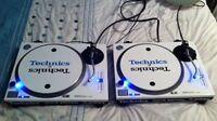 Technics SL1200 SL1210 Super Bright Blue Led Kits X 2