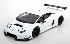 1 18 Autoart #81527 - Lamborghini Huracán Gt3 2015 blancheur