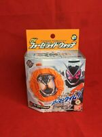 Masked Kamen Rider Zi-O DX Fourze Ride Watch BANDAI Japan import