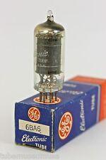 """NOS 1959 GE EF93 6BA6 AMPLITREX TESTED """"D-Getter"""" TUBE for McIntosh MR 55 55A 65"""