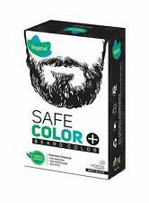 Vegetal Organic Beard Hair Dye For Men Black 25 gm Free Ship