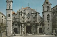 "*Cuba Postcard-""The Cathedral of Havana"" (See Description)"