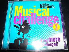 Andrew Denton's Musical Challenge Vol 2 CD Ft Powderfinger Killing Hiedi Spiderb