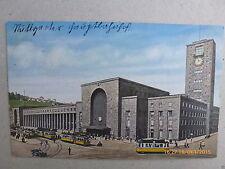 Kleinformat Sammler Motiv-Ansichtskarten mit dem Thema Eisenbahn & Bahnhof