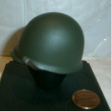 Dragon US helmet ( no lugs or chinstrap ) ( 1 ) 1/6th scale toy accessory