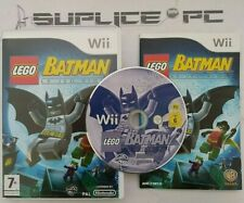 LEGO BATMAN LE JEU VIDEO (AVEC NOTICE) - Wii - JEU FR