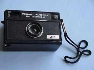 Vintage Imperial Instant Load 900 DXP Camera w/ Case