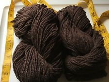 LOT of 2 Imperial Stock Ranch Columbia Rich Soil 100% Wool Yarn Big Mill Ends
