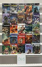 Aliens Predator Dark Horse 25 Lot Comic Book Comics Set Run Collection Box1