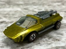Hot Wheels Redline Hairy Hauler Yellow Adult Owned Archival Collectors Toy Car
