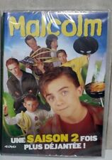 Malcolm in the Middle - Season 2 DVD - French Release - New and Sealed