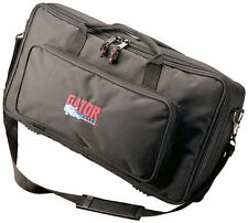 Gator 21x10x5 Inches Gig Bag for Micro Controllers and Guitar Floor Effects