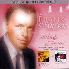 FRANK SINATRA - SWING FOR LOVERS  (NEW SEALED 2 CD)