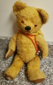 VINTAGE CHAD VALLEY CO LTD BY APPOINTMENT TO H.M THE QUEEN JOINTED TEDDY BEAR 🧸