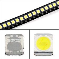 "50pcs Original LED Bead 3528 2835 3V 280MA 1W Cold White for LG 50"" TV Strip"