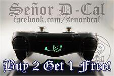 1x FALLOUT 4 VAULTBOY Style PS4 Dualshock Controller Lightbar Decal Sticker