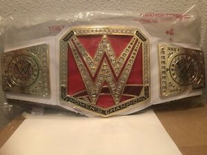 WWE Raw Womens Divas Championship Toy Title Belt Official *Authentic* 2017