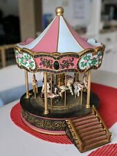 The San Fransisco Music Box Co Carousel Horse Music Box Great Condition