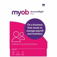MYOB AccountRight Plus - 12 Month Subscription (Download) Australia Only