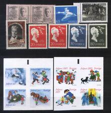 Swedish author Selma Lagerlöf -17 stamps - MNH