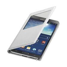 Samsung Original Genuine Galaxy Note 3 S-View Sview Cover Case EF-CN900 White