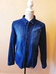 Diesel Denim Men's Shirt.Size Small.RRP $ 279.00.New.