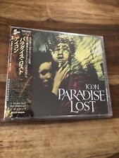 Paradise Lost - Icon CD Japan Obi PCCY-00476 My Dying Bride Anathema