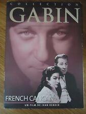 ** FRENCH CANCAN ** JEAN RENOIR MARIA FELIX ARNOUL COLLECTION 18 DVD JEAN GABIN