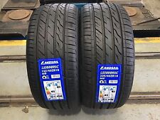X2 225 40 18  225/40ZR18 88W LANDSAIL RUNFLAT TYRES AMAZING ( A ) RATED WET GRIP