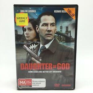 Daughter Of God (DVD, 2016) Region 4 With Keanu Reeves In Very Good Condition