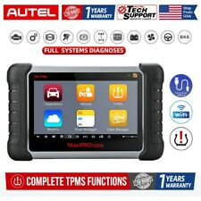 Autel MP808TS OBD2 Diagnostic Scanner ECU Programming Key Coding TPMS All-System