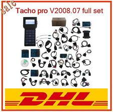 Full Unlocked Tacho pro 2008 Odometer Correction Universal Dash Programmer