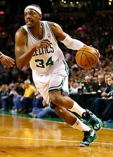 Paul Pierce Unsigned 12x18 Boston Celtics (3)
