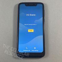 Motorola Moto XT1952-3 G7 Play 32GB Verizon Android Smartphone Starry Black