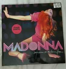 Madonna very rare Confessions on a dance floor pink vinyl album lp