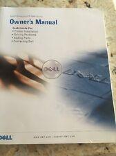 Dell Dimension 2400 Series Owner's Manual / Instruction Manual: Original