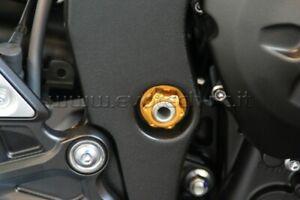 Dado Basculante M18x1, 5 EVOTECH ergal Todos los Modelos Colores Yamaha R1 1998