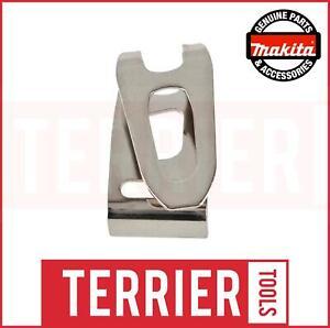 Makita impact Driver Replacement Belt Hook Clip For LXT DTD152 DTD129 DTL061 DTD