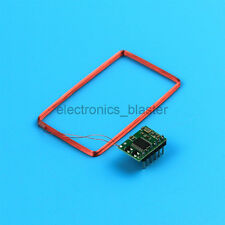 RFID RF Module Reader ID Card 125KHz UART Serial Port /w Coil 388uH for Arduino